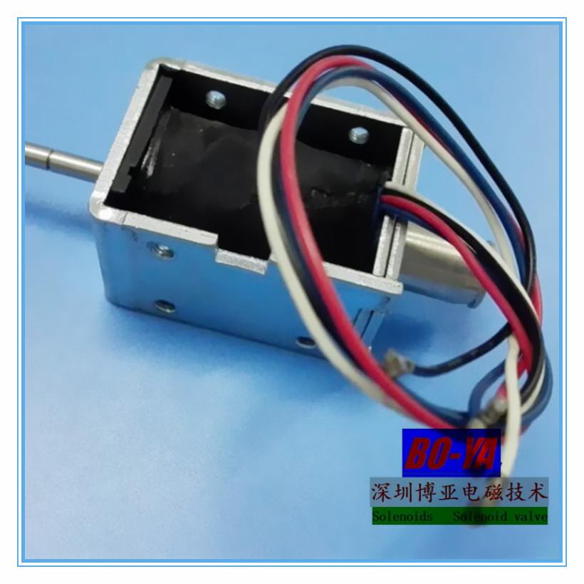 电磁铁厂家中掌握电lu的zu成及特点